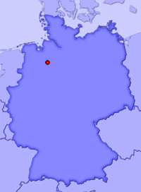 Show Affinghausen in larger map