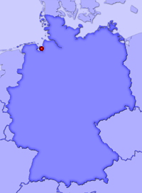 Show Hakendorferwurp, Kreis Wesermarsch in larger map