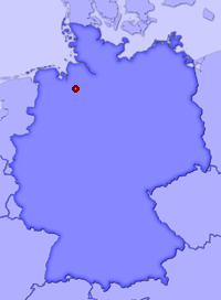 Show Mahndorf in larger map