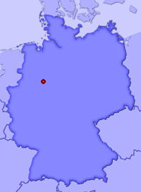 Show Sennestadt in larger map