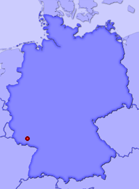 Show Labach in larger map