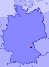Show Hohenzant, Oberpfalz in larger map