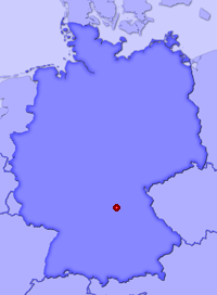 Show Hammerbach in larger map