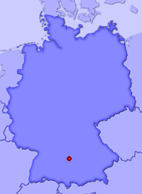 Show Unterbechingen in larger map