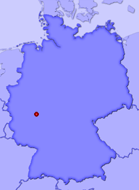 Show Beselich in larger map