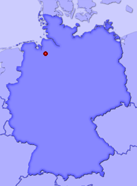 Show Bremen in larger map
