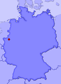 Show Gladbeck in larger map