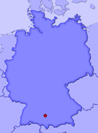 Show Unterbalzheim in larger map